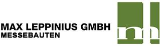 Max Leppinius GmbH Messebau Logo